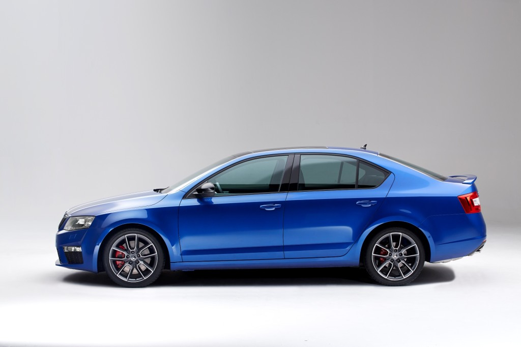 Nova SKODA Octavia RS