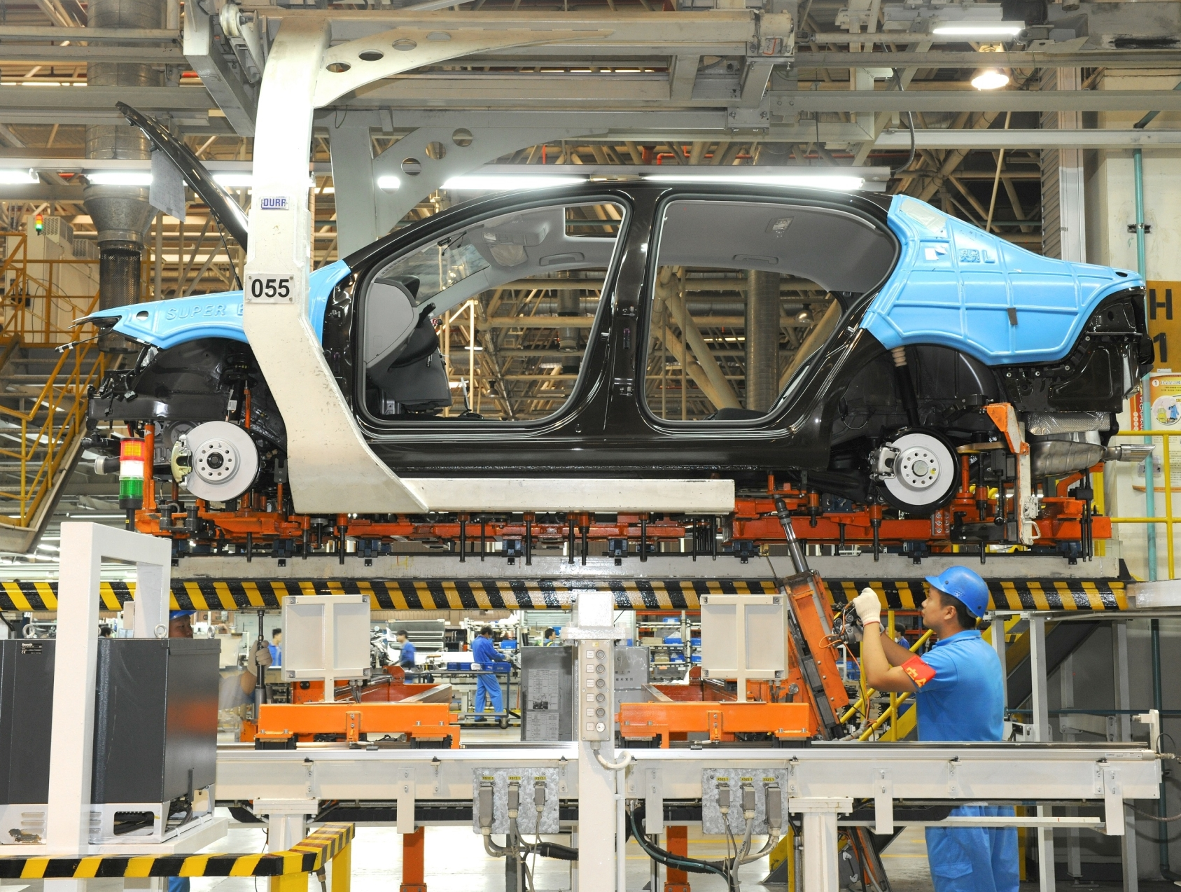 SKODA Superb_Production_in_China_sm