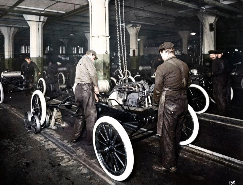 Ford 100 rokov