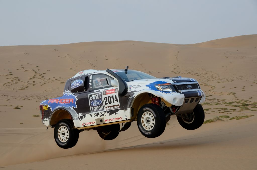 Ford Dakar 2014
