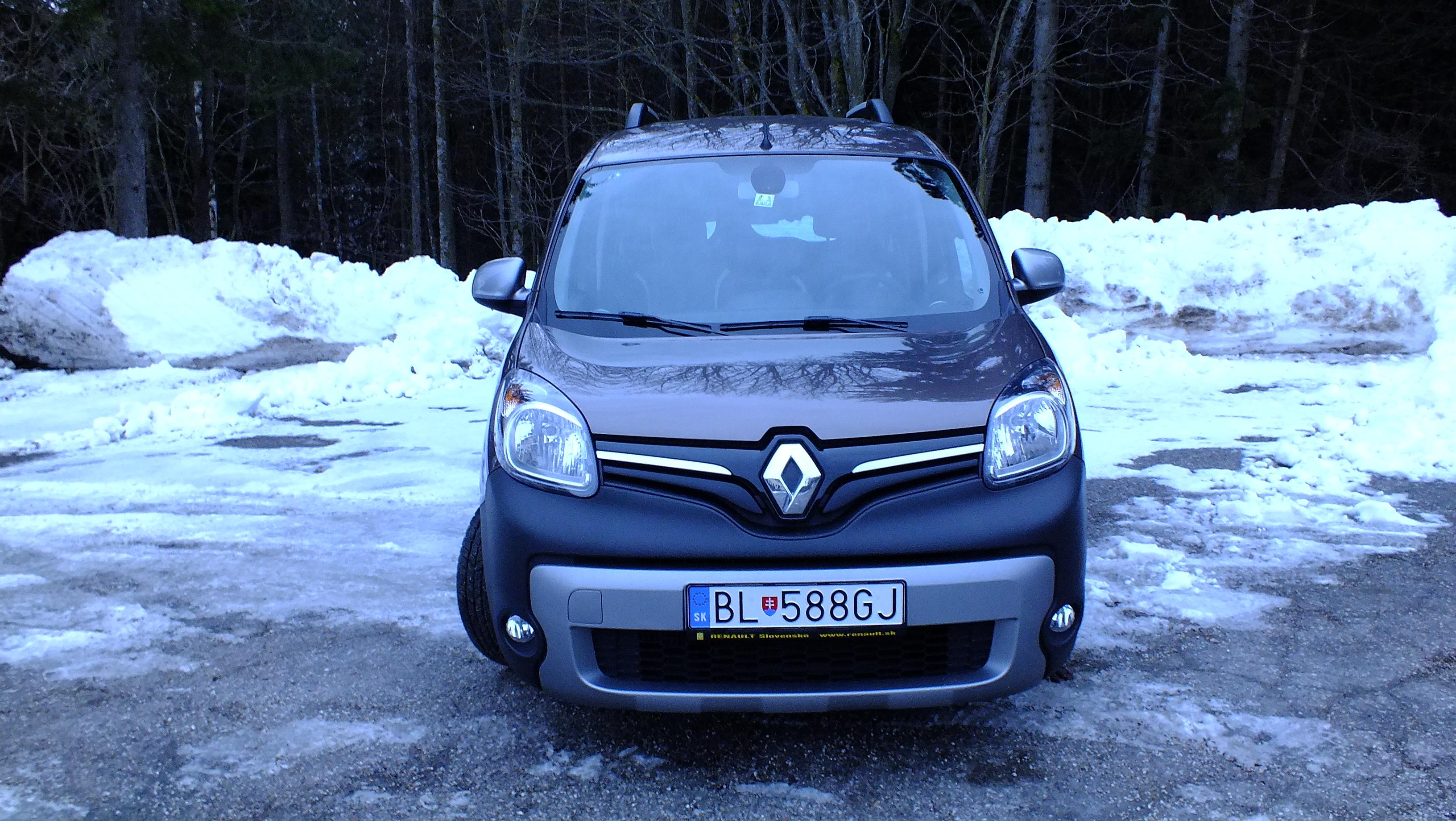 Renault Kangoo 1.5 dCi 66kW