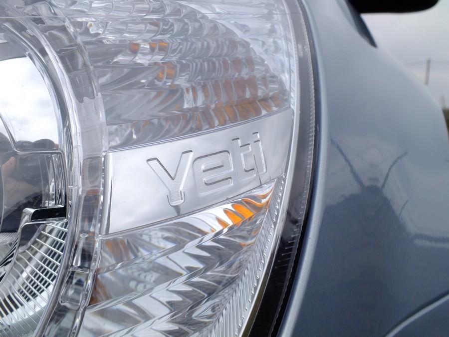 Škoda Yeti 2.0 TDI