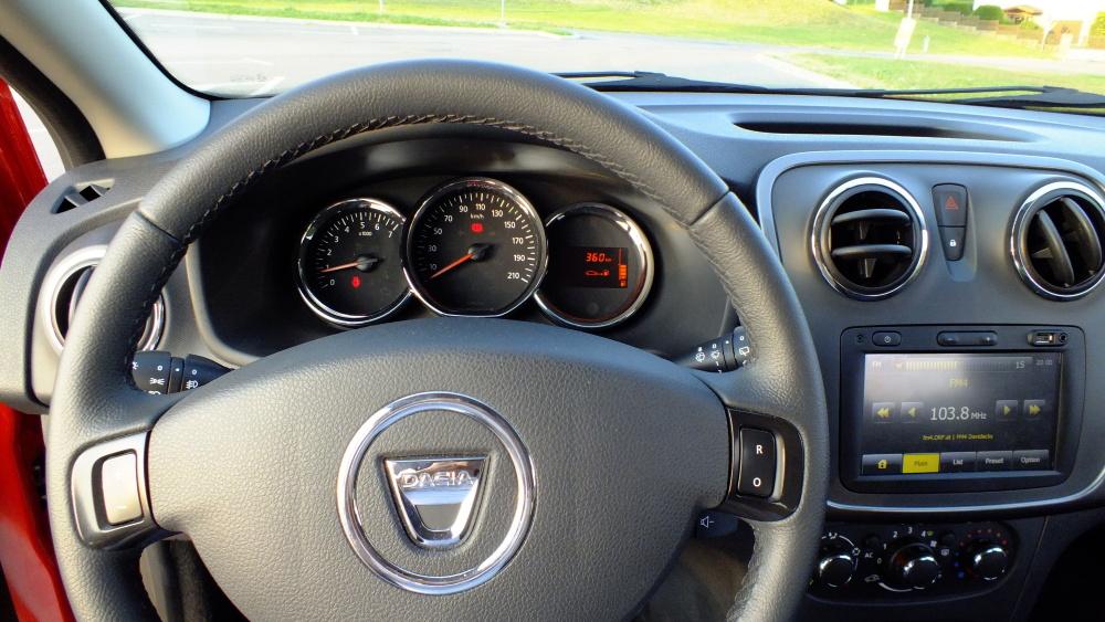 Dacia Sandero 0.9 TCe