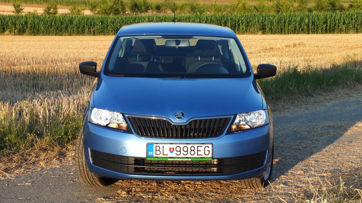 Škoda Rapid 1.2 MPI