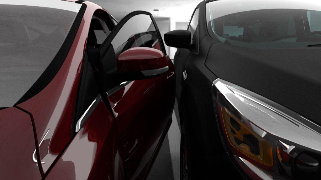 Ford, automatické parkovanie