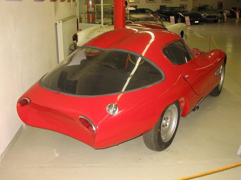 Abarth 1000 GT Colani