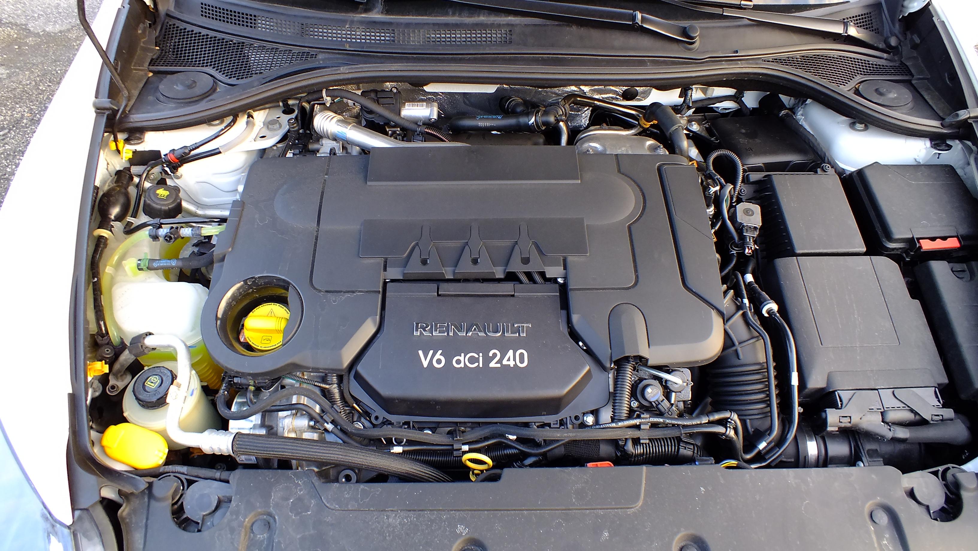 Renault Laguna Coupe 3.0 dCi V6