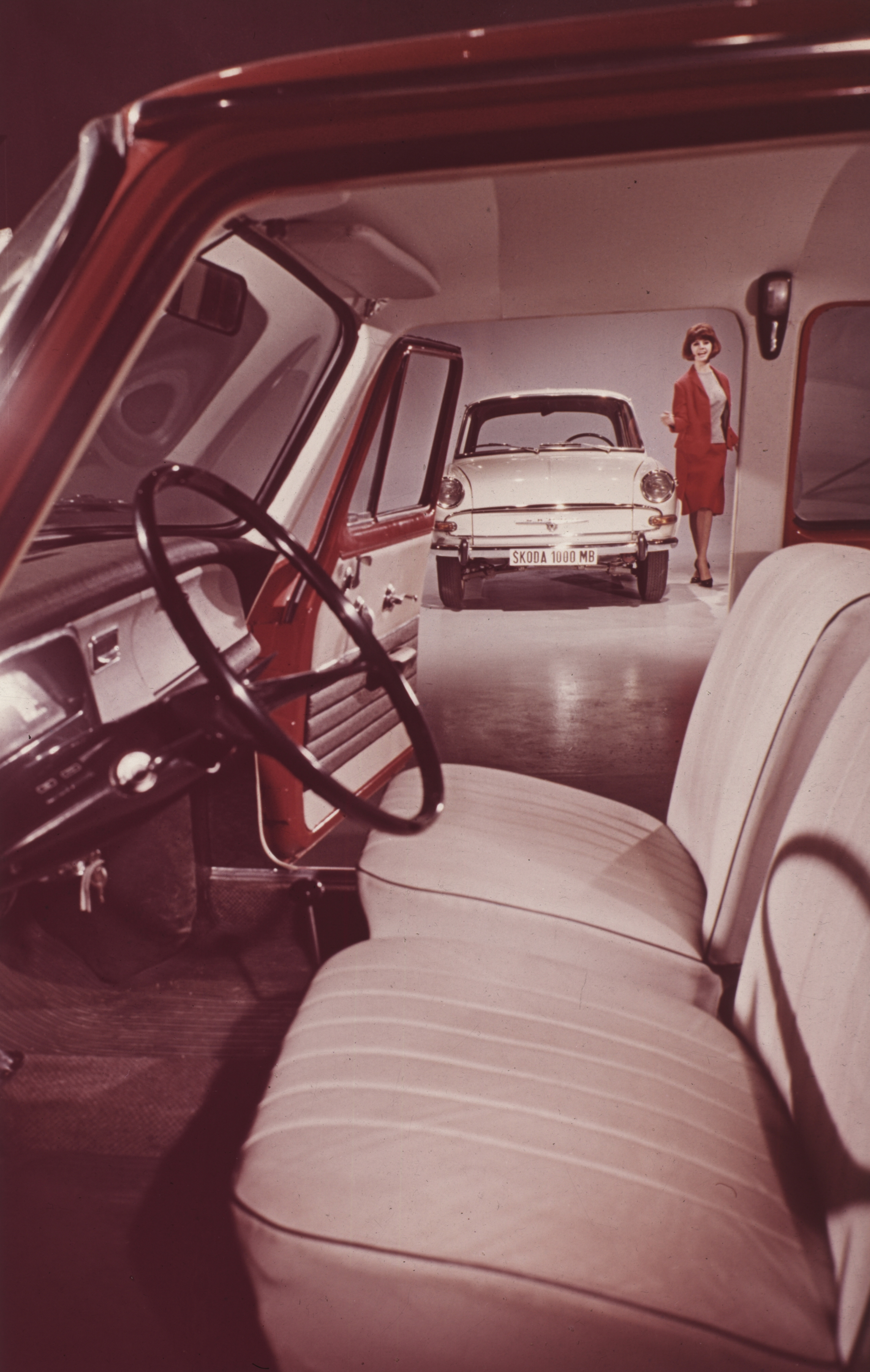 SKODA 1000MB - 50 years - 024 - 1964