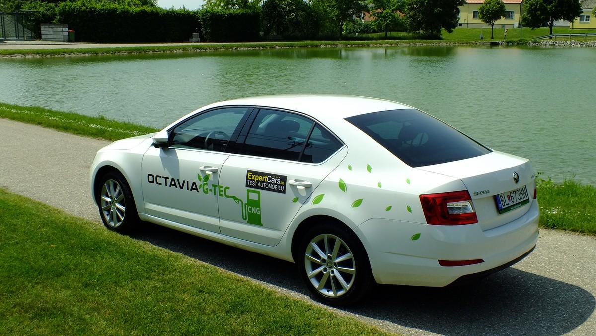 Škoda Octavia 1,4 TSI G-TEC CNG