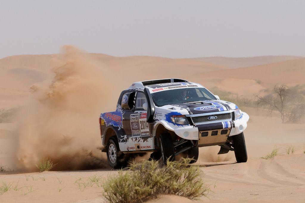 Rely Dakar 2014
