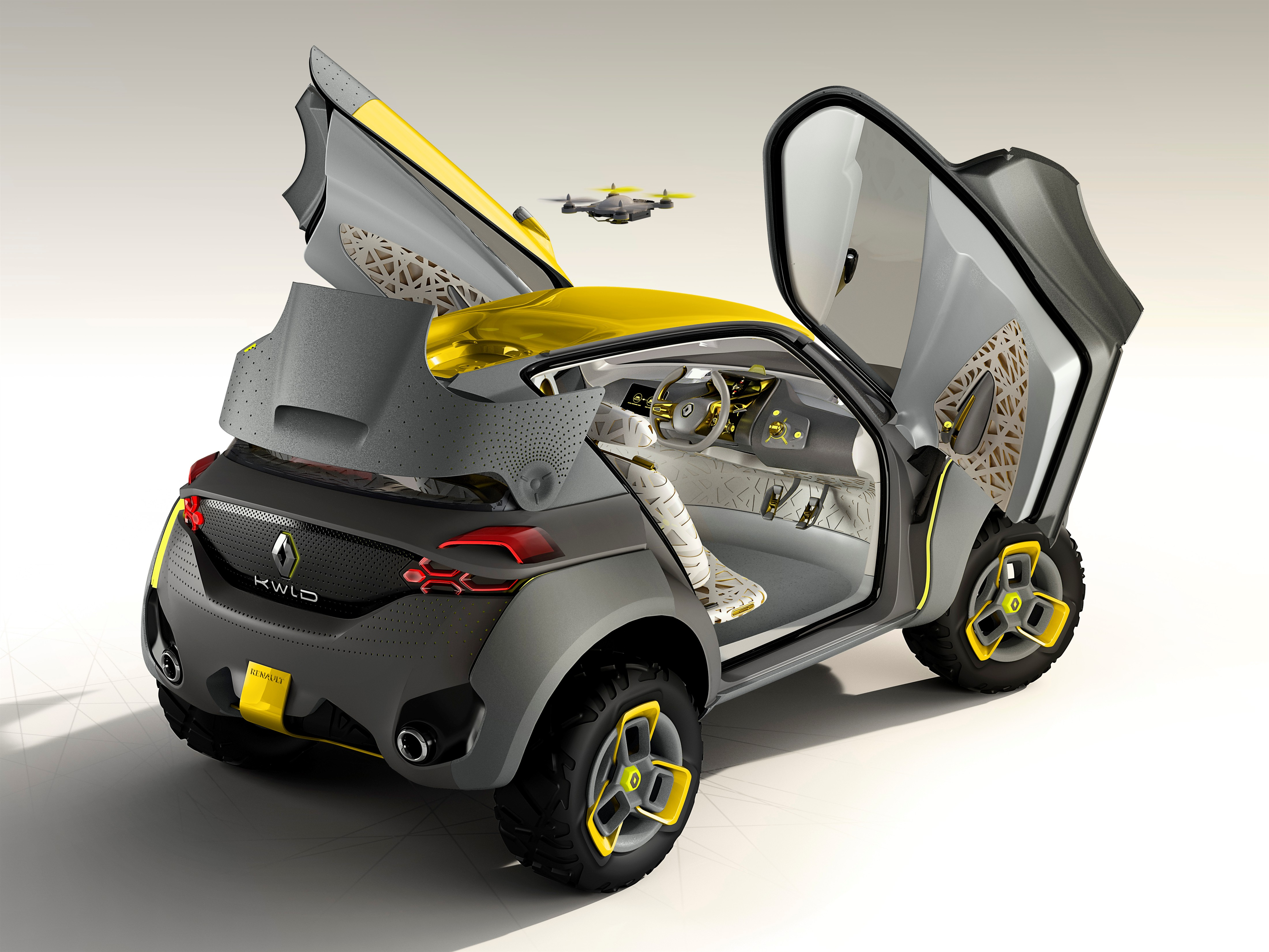Renault KWID koncept