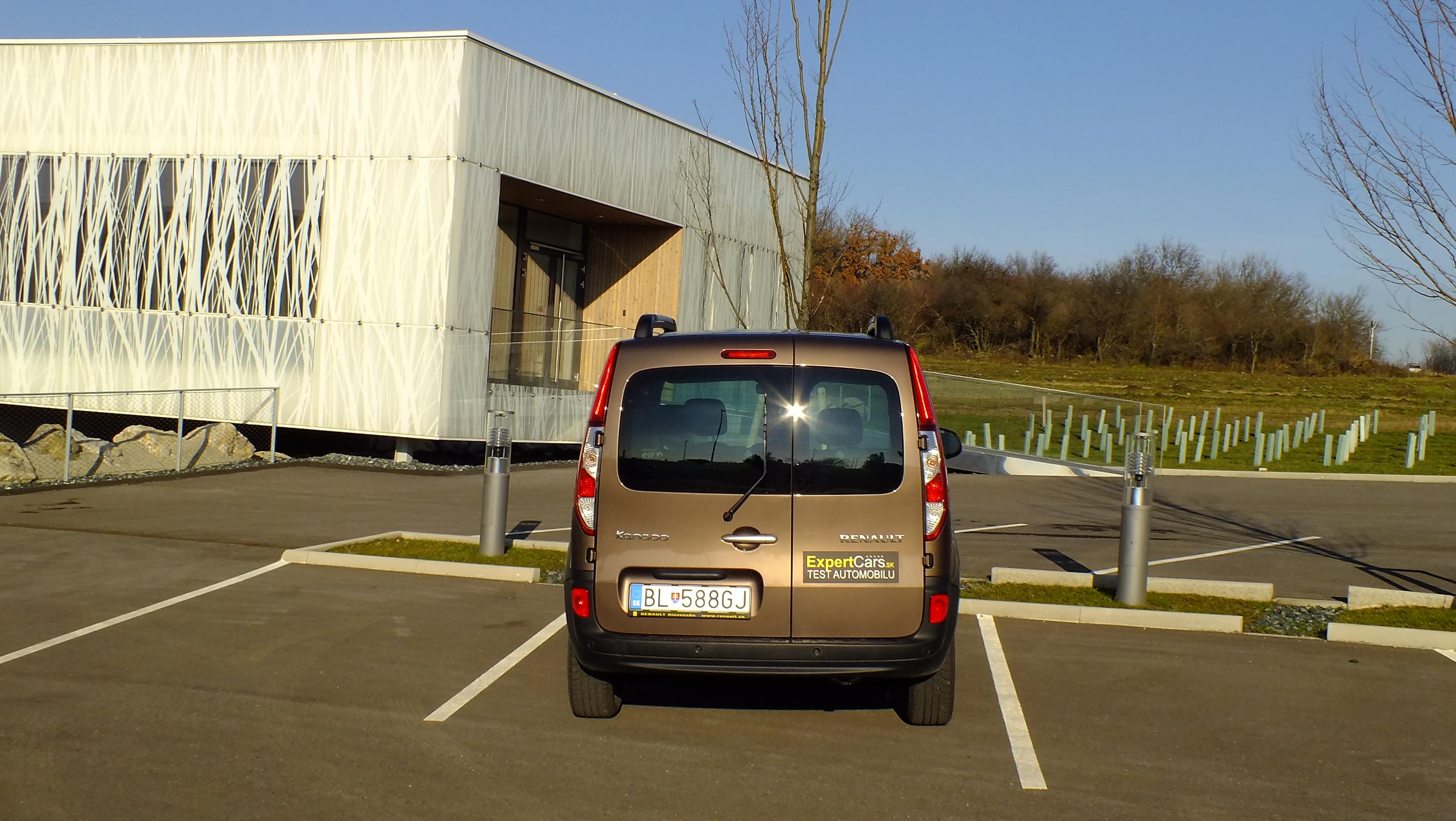 Renault Kangoo 1.5 dCi 66 kW