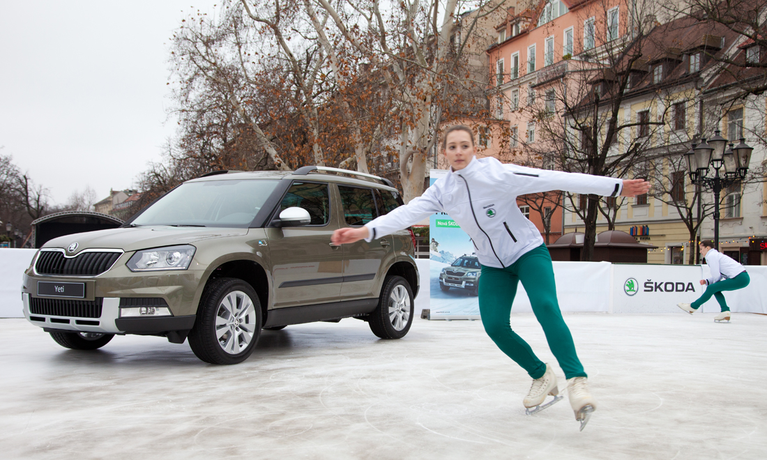 Nová Škoda Yeti