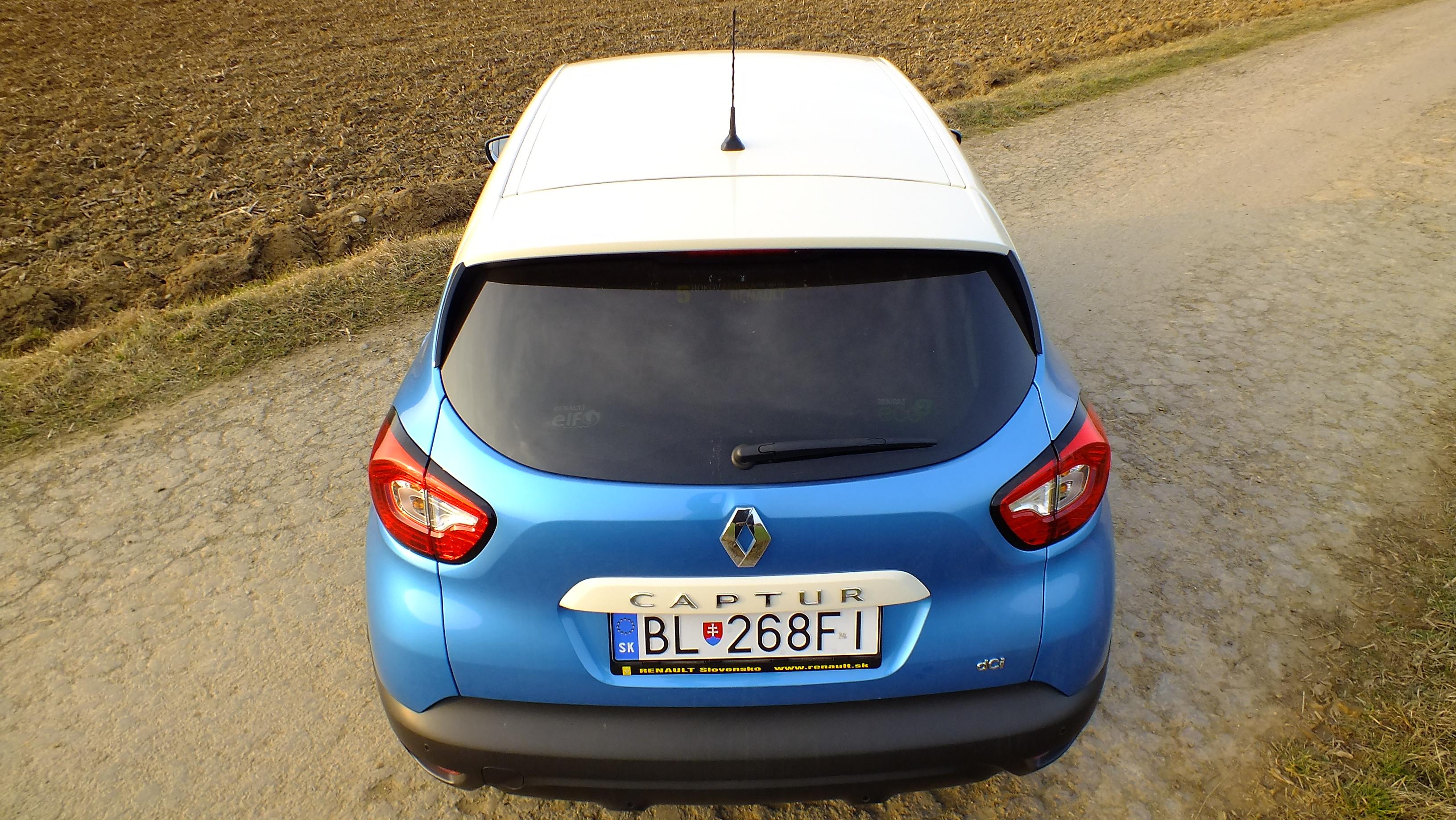 Renault Captur 1,5 dCi 66 kW