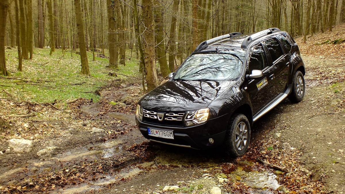 test Dacia Duster 4x4