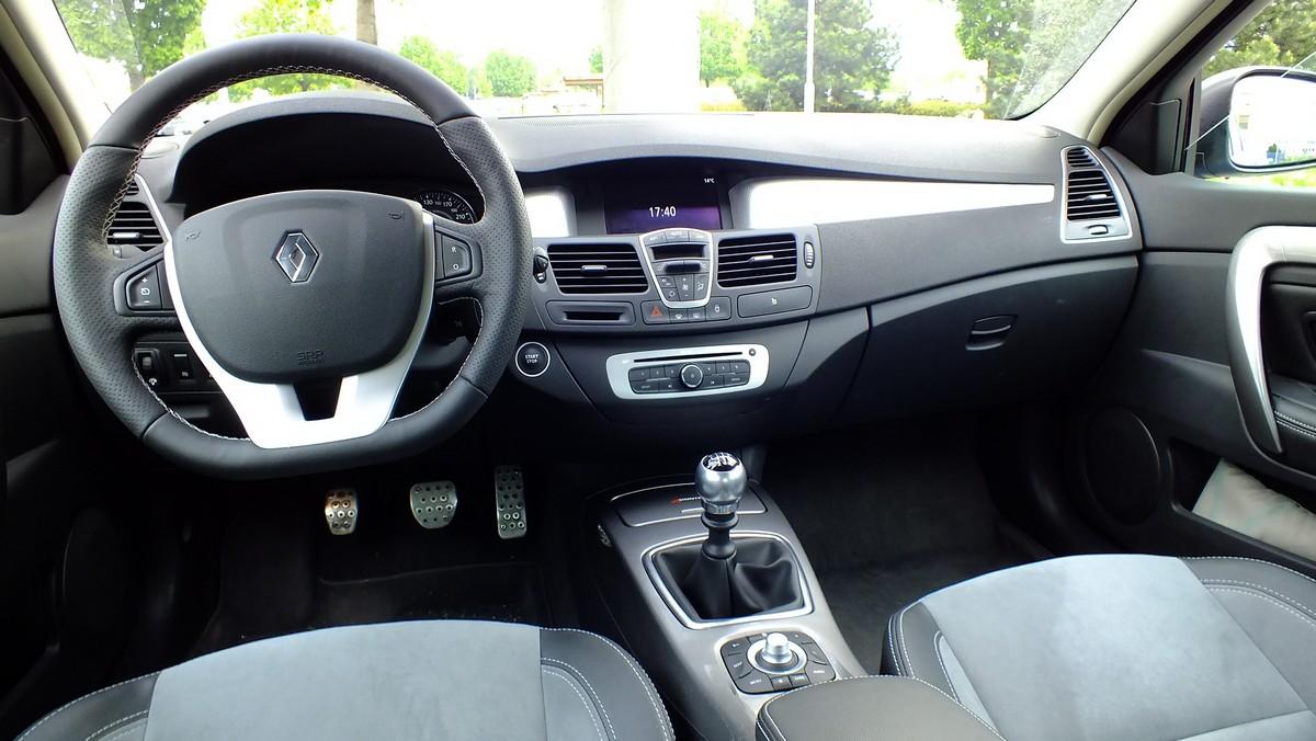 Renault Laguna GT 4Control