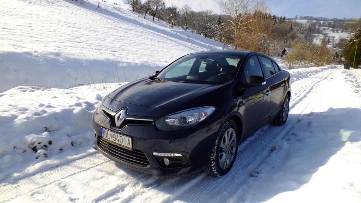 Renault Fluence 1,6 dCi