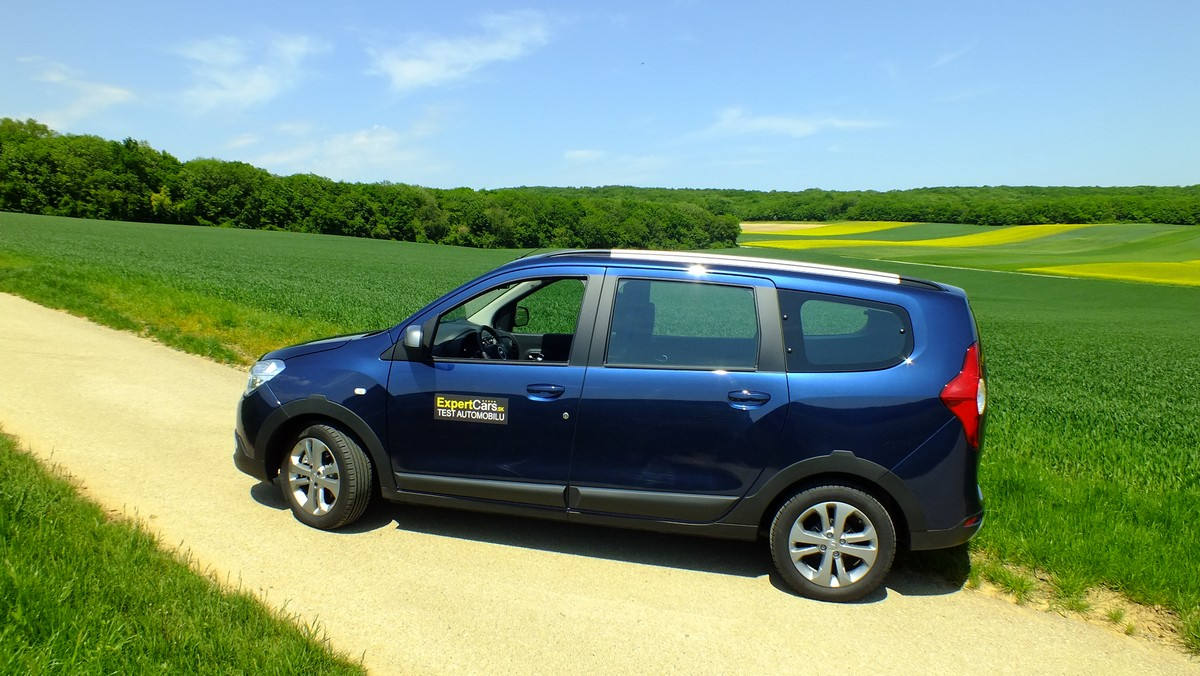 Dacia Lodgy Celebration 1,5 dCi  (79 kW)