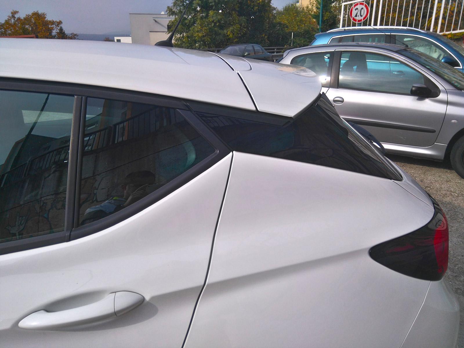 Opel Astra 2016 1,0 TURBO